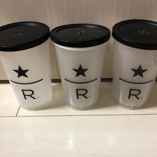 スターバックスコーヒー(Starbucks Coffee)のスターバックスリザーブ  アイスコーヒーカップ トールサイズ(その他)