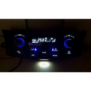 スズキ - スイフト ZC72S ZD72S ZC32S LED打ち換え済み エアコンパネル