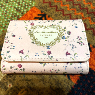 ラデュレ(LADUREE)のラデュレ三つ折り財布コンパクトウォレット(財布)
