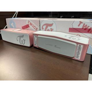 エルジーエレクトロニクス(LG Electronics)のTWICE限定スピーカー!バラ売り可! (K-POP/アジア)
