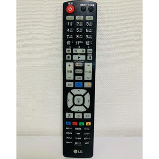 エルジーエレクトロニクス(LG Electronics)のLG 純正テレビ用リモコン 【AKB74455422】(その他)