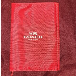 コーチ(COACH)のCOACH ブックカバー 雑誌付録(ブックカバー)