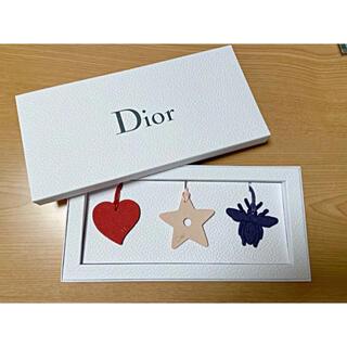 ディオール(Dior)の★非売品!Dior バッグチャーム 3点セット(バッグチャーム)