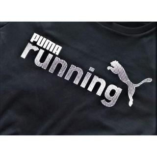 PUMA - 値下げ中!PUMA プーマ 長袖ドライTシャツ 黒 サイズ S ブラック 速乾