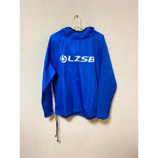 ルース(LUZ)のルースイソンブラ ピステパーカー ブルー(ウェア)