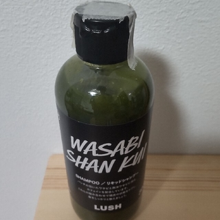 ラッシュ(LUSH)のLUSH リキッドシャンプー コンディショナー付(シャンプー)