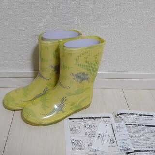 ハッカキッズ(hakka kids)のハッカキッズ レインブーツ 18cm 新品(長靴/レインシューズ)