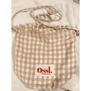 ディーホリック(dholic)の[売り切り価格] ossl bag(ショルダーバッグ)