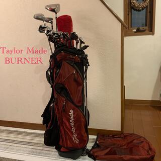 テーラーメイド(TaylorMade)の超豪華‼️90切りメンズゴルフクラブセットTaylorMade「BURNER」(クラブ)