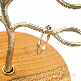 4号 ステンレス製 リング(リング(指輪))