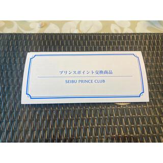 プリンス(Prince)のプリンスホテル 宿泊券 6000p(宿泊券)