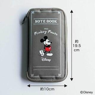 ミッキーマウス(ミッキーマウス)の【新品】SPRiNG 10月号 付録 ミッキー ポーチ(ファッション)