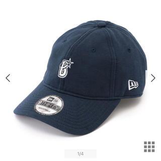 横浜DeNAベイスターズ - 横浜DeNAベイスターズ キャップ 帽子 ネイビー ニューエラ