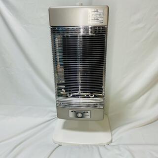 コロナ(コロナ)のコロナ 遠赤外線電気ストーブ「コアヒート」シャンパンシルバー DH-1215R(電気ヒーター)