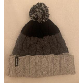 パタゴニア(patagonia)のパタゴニア ニット帽子(ニット帽/ビーニー)