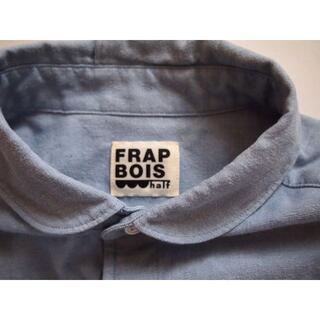 FRAPBOIS - FRAPBOIS(フラボア)長袖シャツ◆サイズ1◆日本製