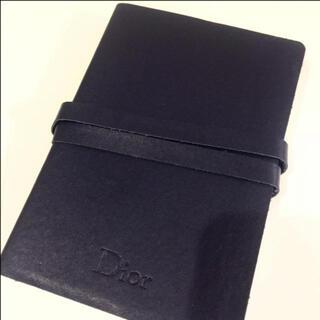 ディオール(Dior)のdior 手帳(手帳)