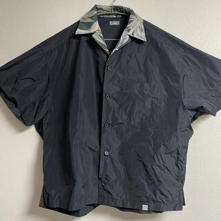 カラー(kolor)のkolor BEACON 21ss オープンカラーシャツ サイズ1(Tシャツ/カットソー(半袖/袖なし))