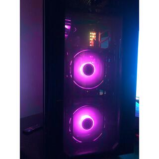 ASUS - 高性能i7 7700 GTX1070メモリー16G 水冷RGBゲーミングパソコン