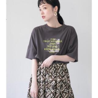 ローリーズファーム(LOWRYS FARM)のフォトプリントTEE (Tシャツ(半袖/袖なし))