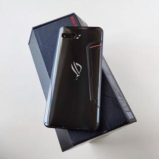ASUS - ASUS ROGPhone Ⅱ 国内版 12GB/512GB Android