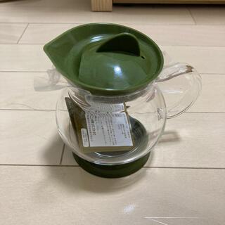 ハリオ(HARIO)のHARIO(ハリオ) ジャンピングティーサーバー JTS-35-OG(コーヒーメーカー)