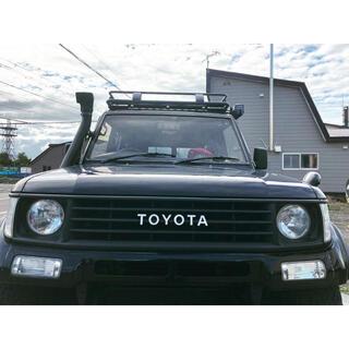 トヨタ - 78プラド 丸目グリル ラプターライナー