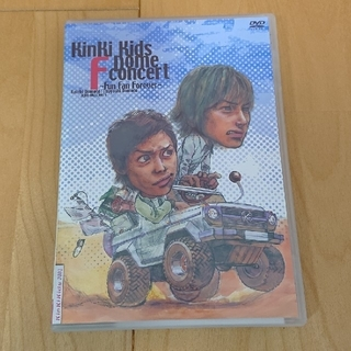 KinKi Kids - KinKi Kids F concert DVD