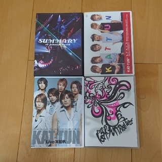 KAT-TUN - KAT-TUN DVD各種