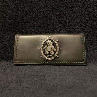 ジャンポールゴルチエ(Jean-Paul GAULTIER)のjean paul gaultier テディベア 長財布新品未使用(財布)
