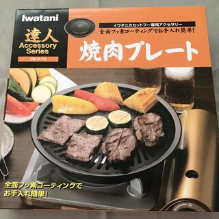 Iwatani - イワタニ Iwatani 岩谷産業 CB-P-Y2 [フッ素加工 焼肉プレート]
