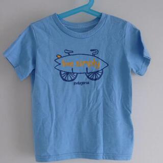 パタゴニア(patagonia)のpatagonia(パタゴニア)キッズTシャツ 5T 120cm(Tシャツ/カットソー)