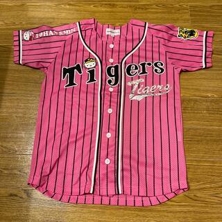 ハンシンタイガース(阪神タイガース)の阪神タイガース ユニフォーム S tigers カスタム(応援グッズ)