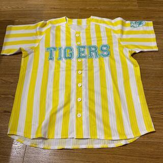 ハンシンタイガース(阪神タイガース)の限定 阪神タイガース ユニフォーム tigers(応援グッズ)