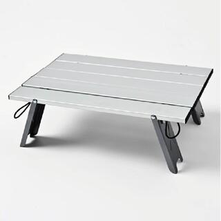 サンリオ(サンリオ)のコンパクトアルミローテーブルとダブルウォールステンレスマグ(220ml)リン(タンブラー)