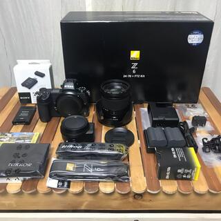 Nikon - NIKON Z6 FTZ 24-70 ミラーレス