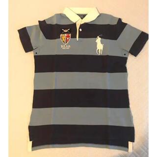 ポロラルフローレン(POLO RALPH LAUREN)のPolo By Ralph Lauren ラガーシャツ 美品 ビッグポニー (ポロシャツ)