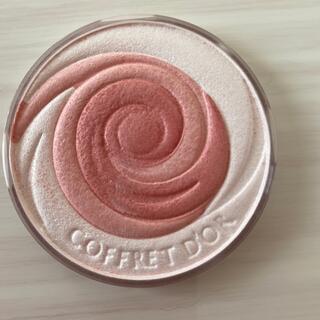 コフレドール(COFFRET D'OR)の03 コフレドールスマイルアップチークス(チーク)