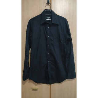 コムサイズム(COMME CA ISM)のコムサイズム 黒シャツ Sサイズ(シャツ)
