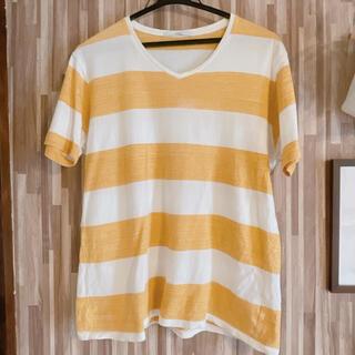 シップス(SHIPS)のSHIPS ボーダーTシャツ(Tシャツ/カットソー(半袖/袖なし))