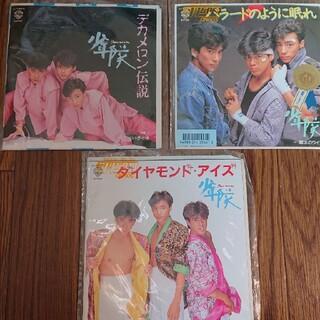 ショウネンタイ(少年隊)の少年隊レコード3点まとめ売り(その他)