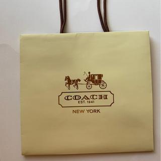 COACH - コーチ COACH ショップ袋