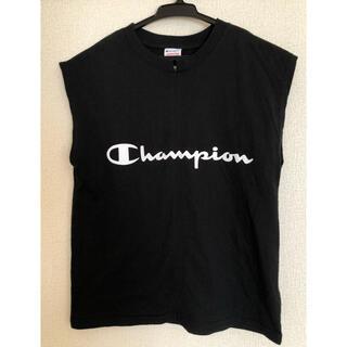 フレイアイディー(FRAY I.D)のFRAY I.D × champion コラボTシャツ(Tシャツ(半袖/袖なし))