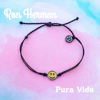Ron Herman - Ron Herman取扱 Pura Vida ハッピー スマイル ブレスレット