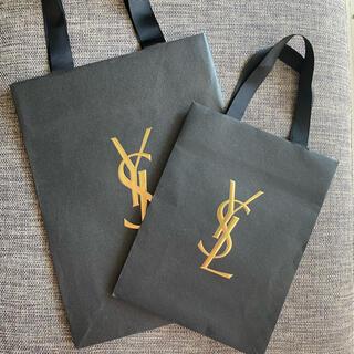 イヴサンローランボーテ(Yves Saint Laurent Beaute)のイヴ・サンローラン 紙袋(ショップ袋)