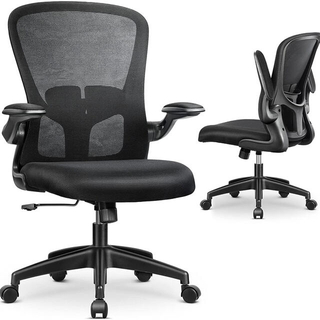 椅子 オフィスチェア デスクチェア パソコンチェア 通気性 360度回転(オフィスチェア)