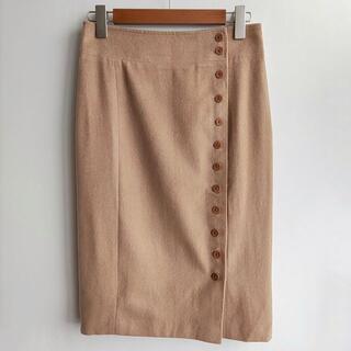 ポロラルフローレン(POLO RALPH LAUREN)のPOLO RALPH LAUREN スカート キャメル ラルフローレン(ひざ丈スカート)
