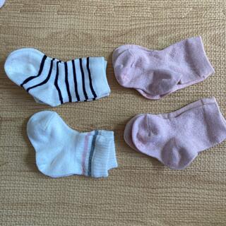ムジルシリョウヒン(MUJI (無印良品))の無印良品 ベビー靴下 11-13cm(靴下/タイツ)