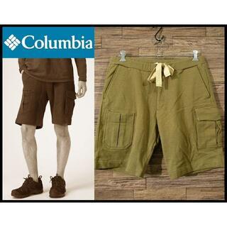 コロンビア(Columbia)の★ XL コロンビア PM4578 スパルタンラン ショート パンツ ショーツ(ショートパンツ)
