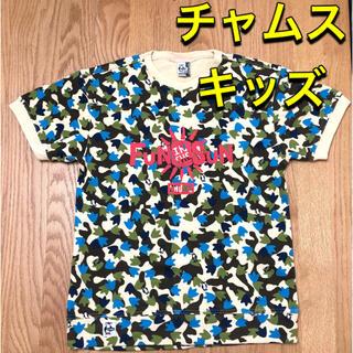 チャムス(CHUMS)のチャムス CHUMS 服 Tシャツ Mサイズ 170/95 中古(Tシャツ/カットソー(半袖/袖なし))